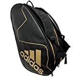 adidas Paletero pádel Carbon Control Black/Gold