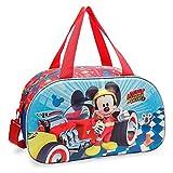 Disney Bolsa de viaje Mickey Winner 44 cm frontal 3D